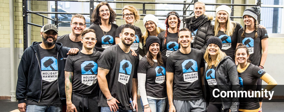 CrossFit Athletics Community