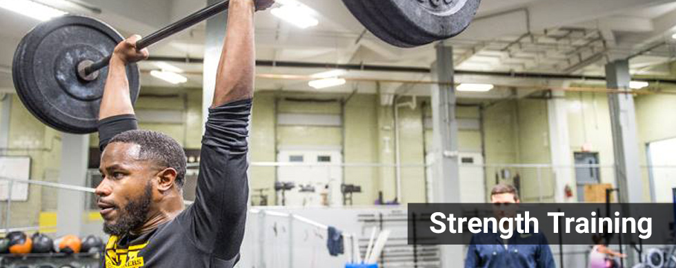 CrossFit Athletics Strength Training
